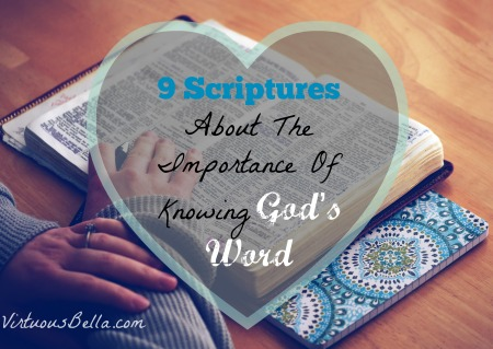 Knowing Gods Word