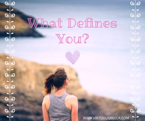 what-defines-you
