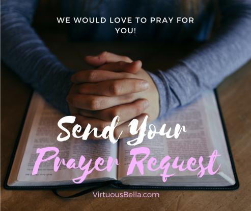 Prayer RequestVB