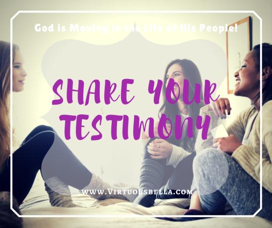 Share your TestimonyVB (1)